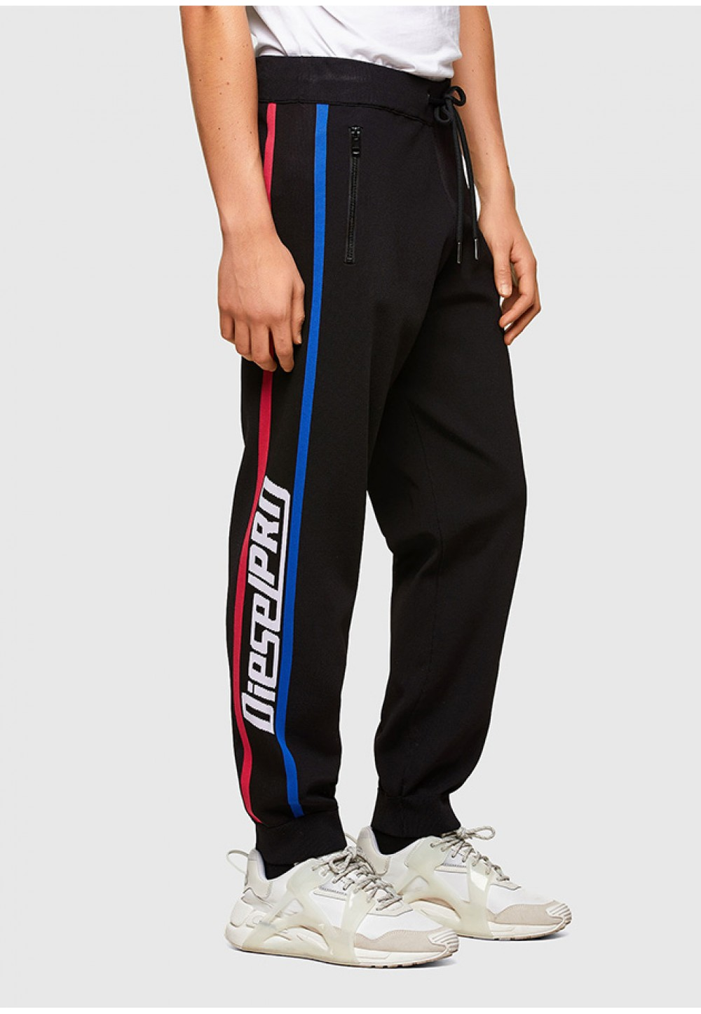 Спортивні штани зі смужками по боках