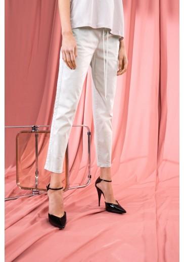 Женские брюки свободного кроя LEVEL
