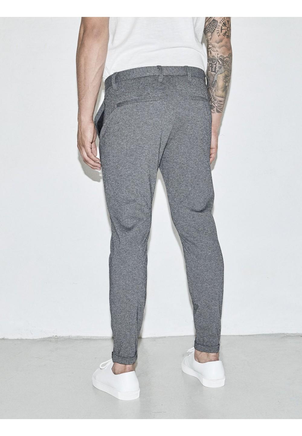 Зауженные брюки PISA JERSEY