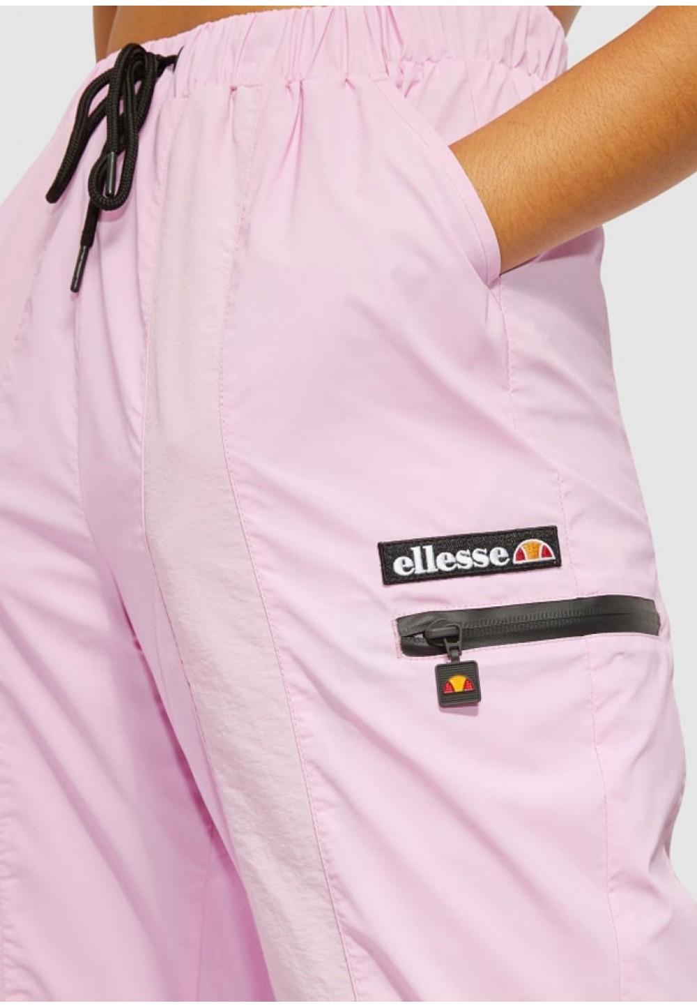 Розовые спортивные женские брюки