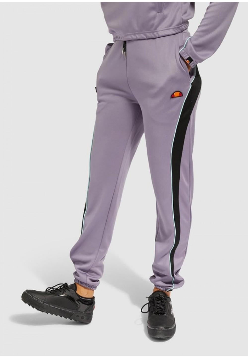 Ніжно-бузкові спортивні штани