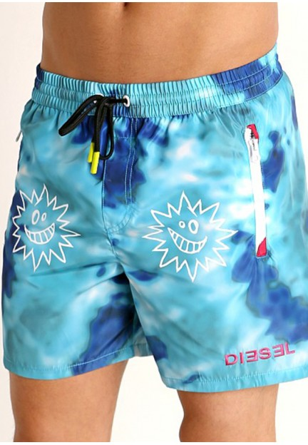 Стильные мужские пляжные шорты