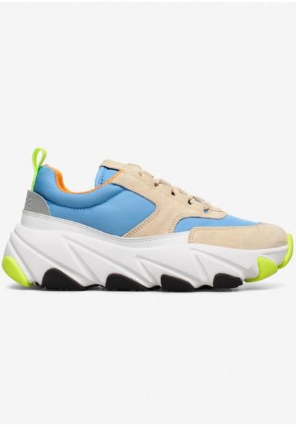 Стильные яркие кросовки