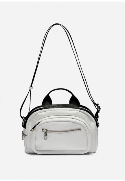 Стильная женская белая сумка Small Hannah New Zealand w. Sport