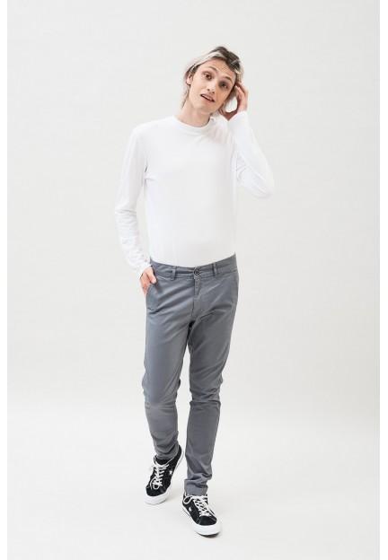 Бавовняні сірі штани