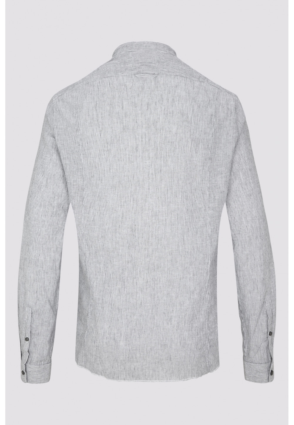 Белая рубашка striped