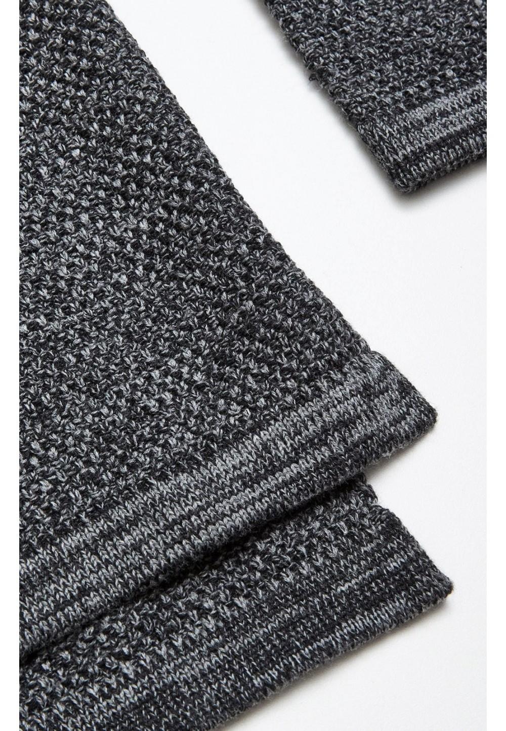 Сірий худі з капюшоном Lamp