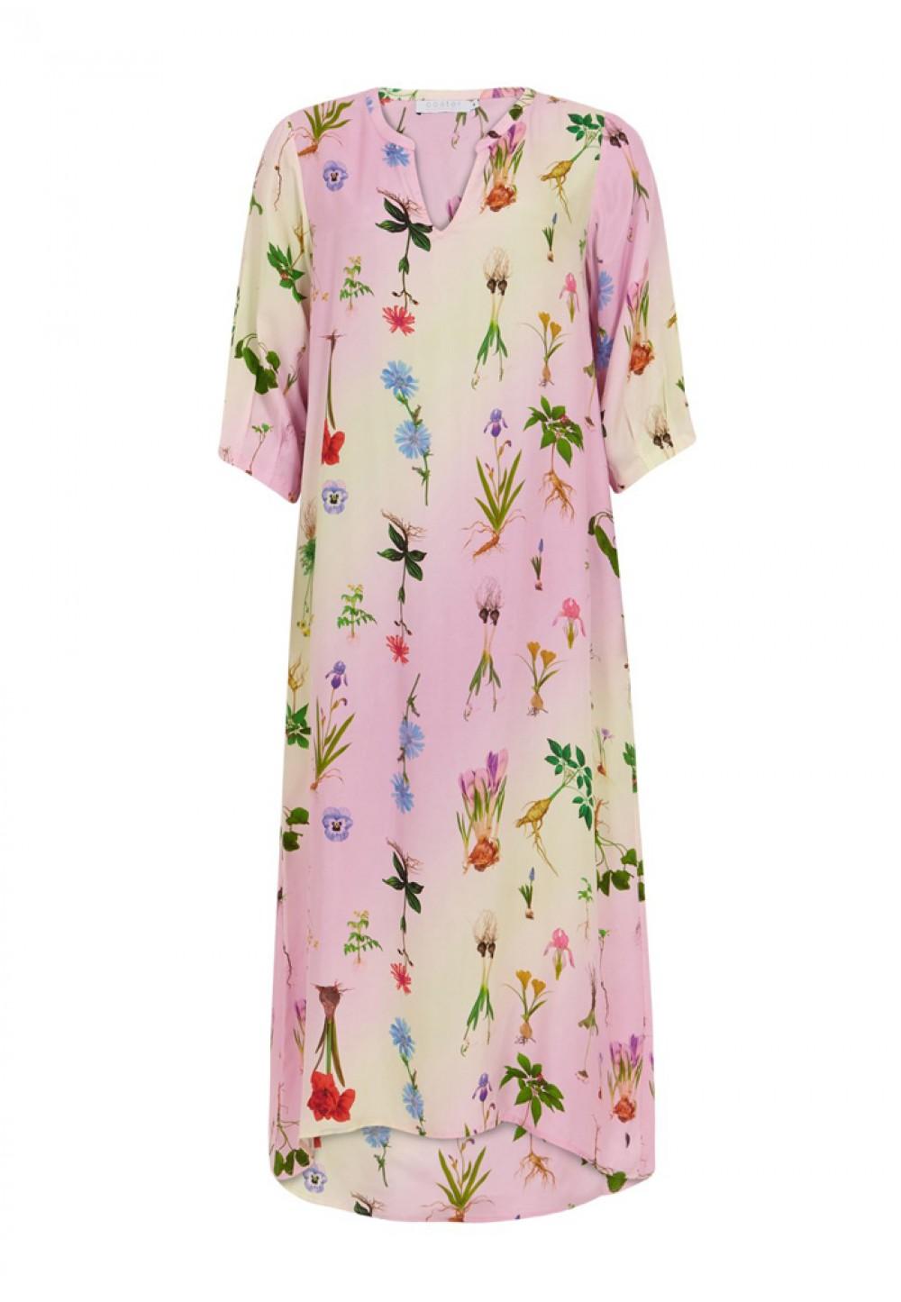 Легка сукня з принтом