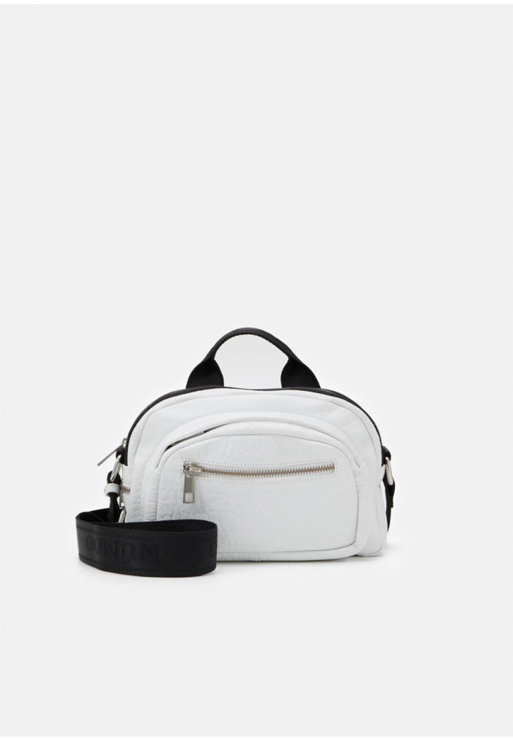 Стильна жіноча біла сумка Small Hannah New Zealand w. Sport