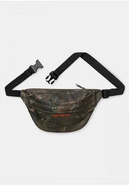 Поясная сумка в стиле милитари