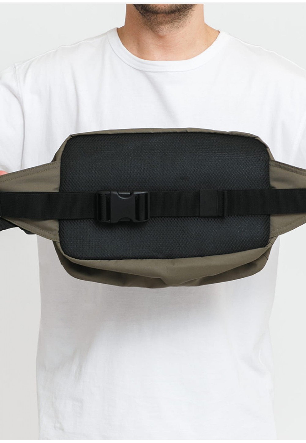 Прямокутна поясна сумка