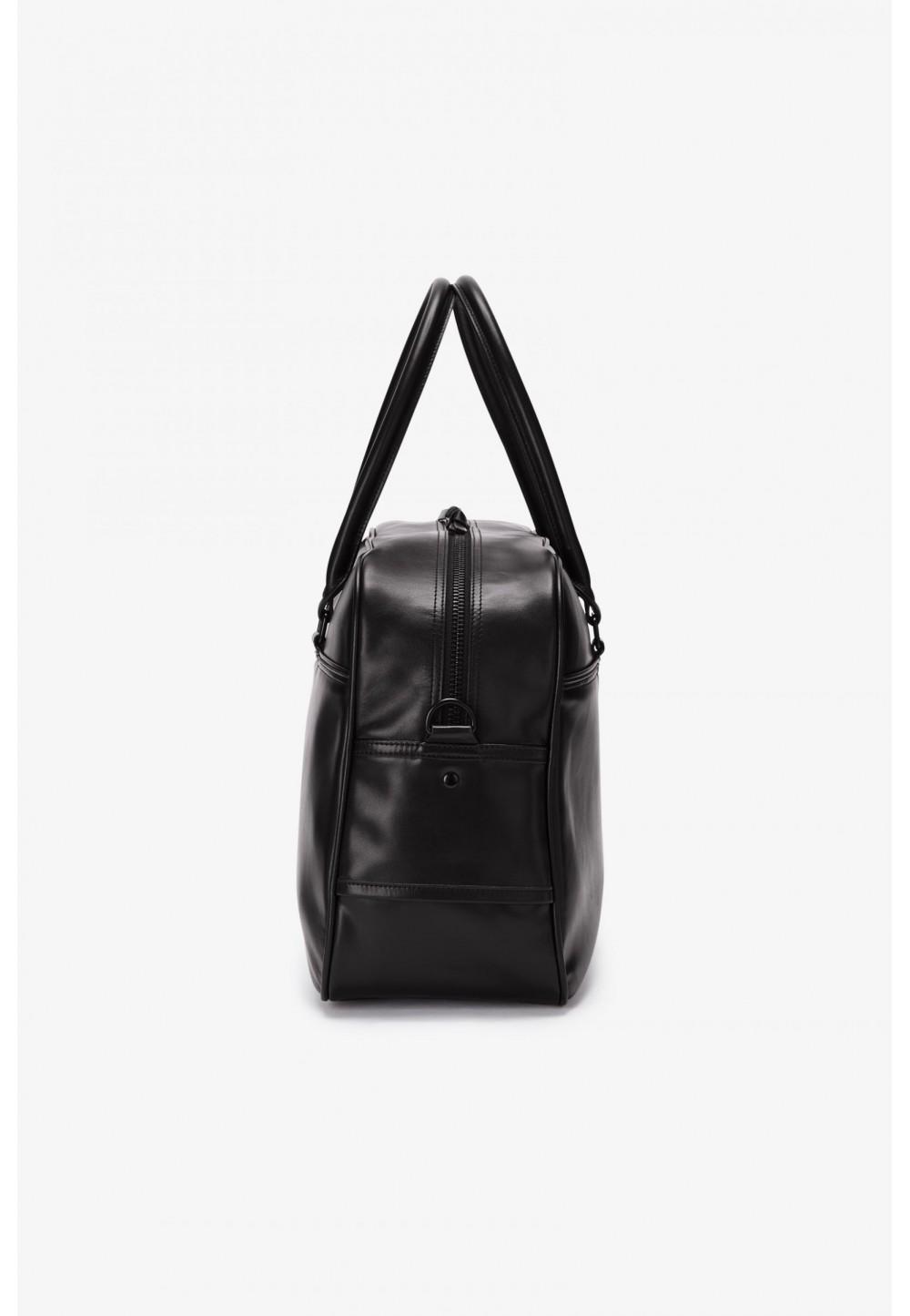 Шкіряна дорожня сумка з лавровим вінком