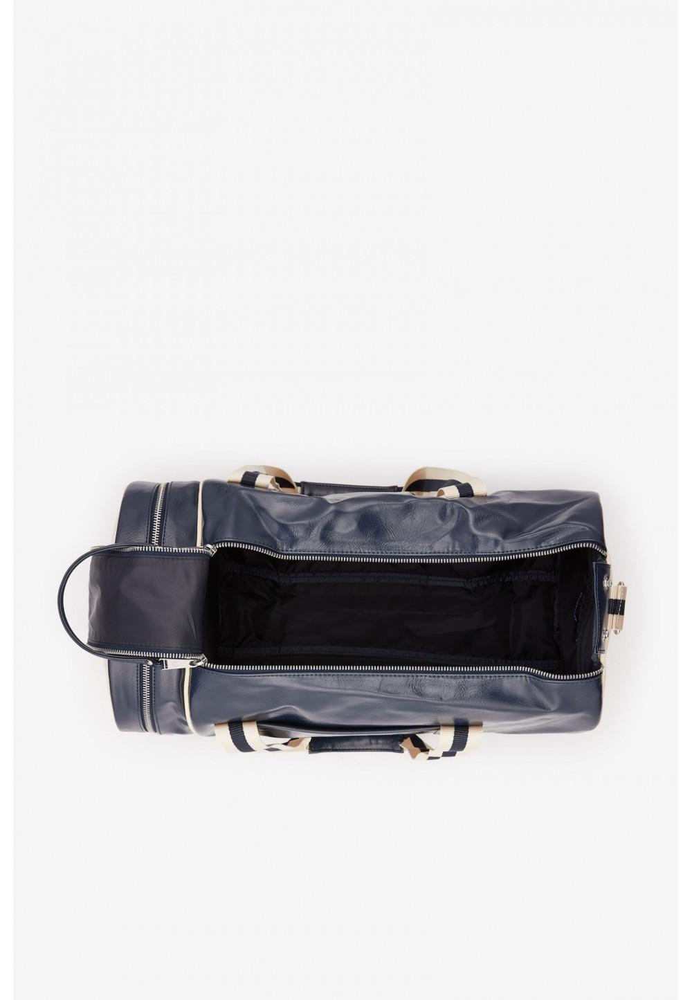 Чоловіча класична сумка-бочонок