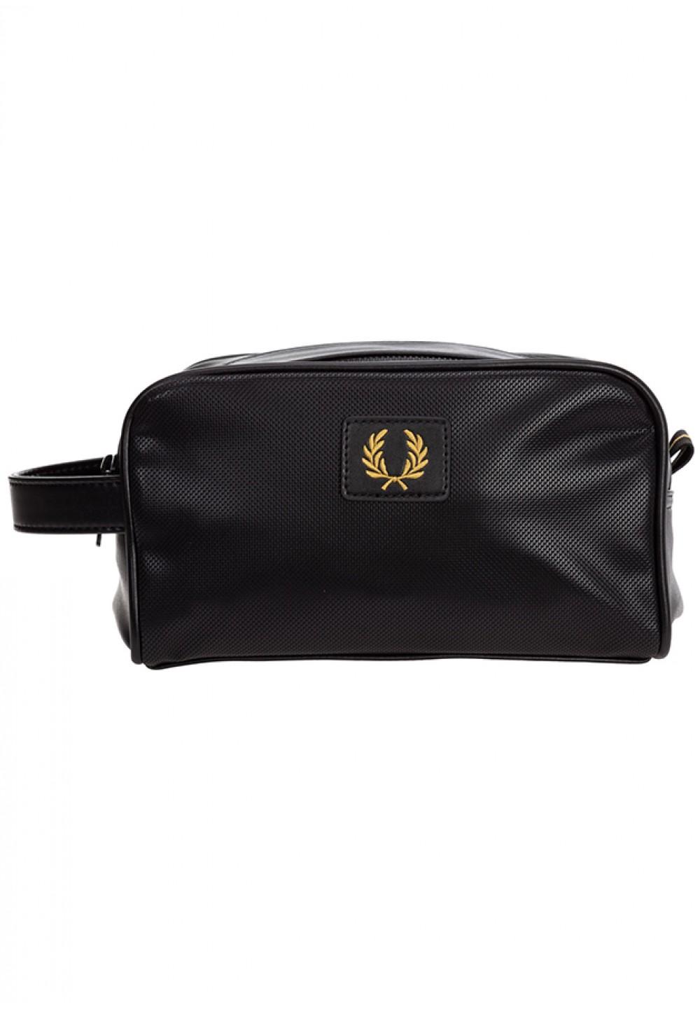 Маленька чорна сумочка з логотипом