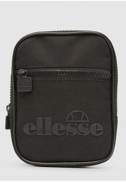 Мужская сумка через плече total black