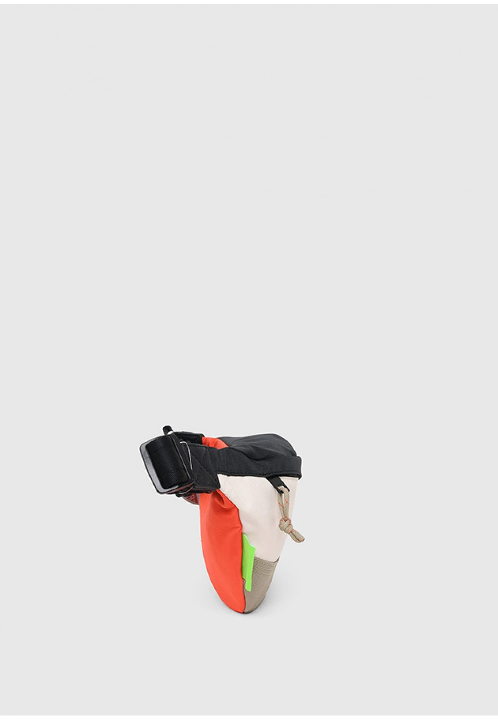 Поясна сумка з кольоровими блоками