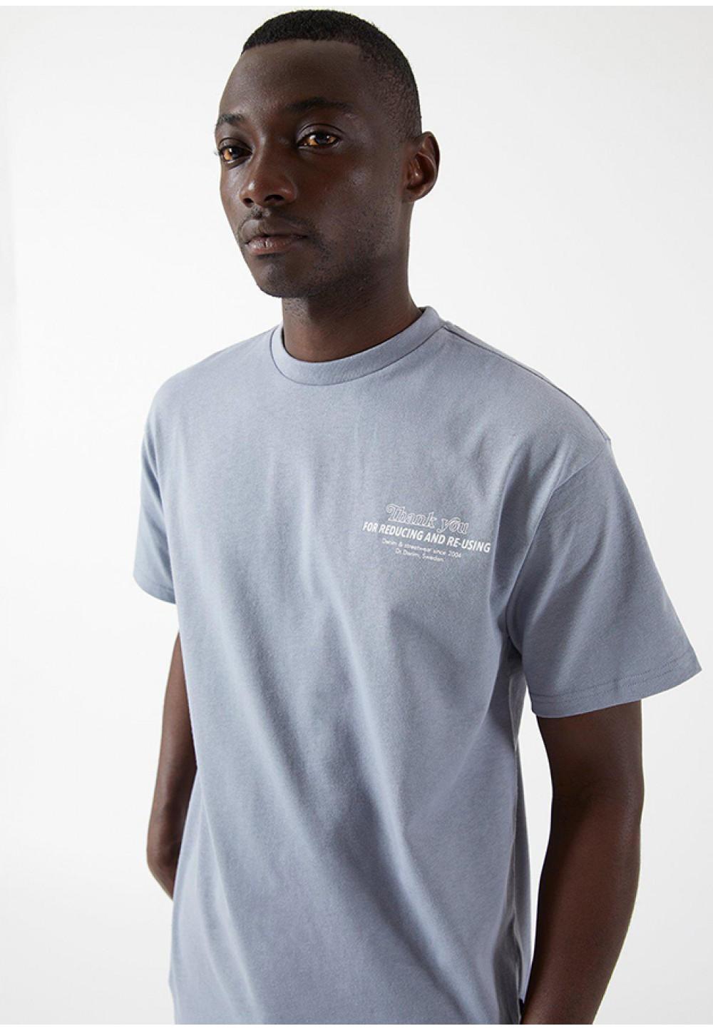 Бавовняна футболка з принтом