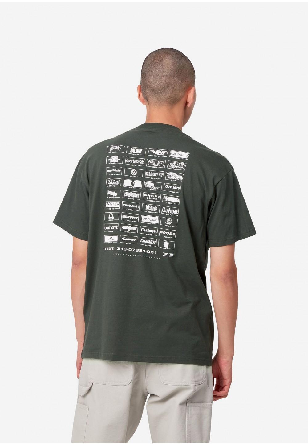 Іміджева футболка з принтом