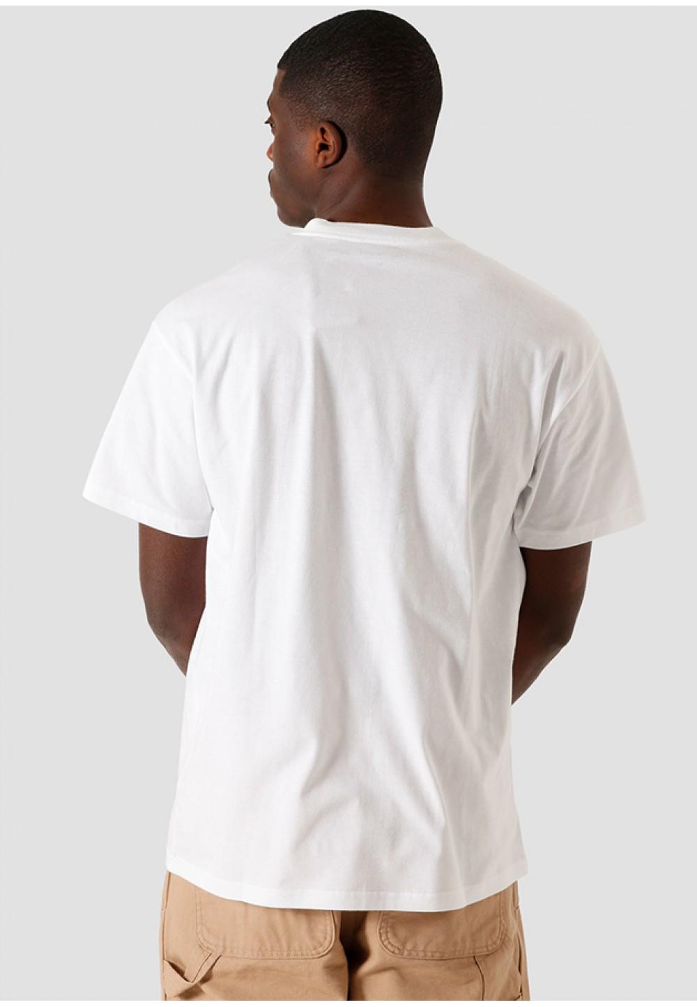 Бавовняна футболка з яскравим принтом
