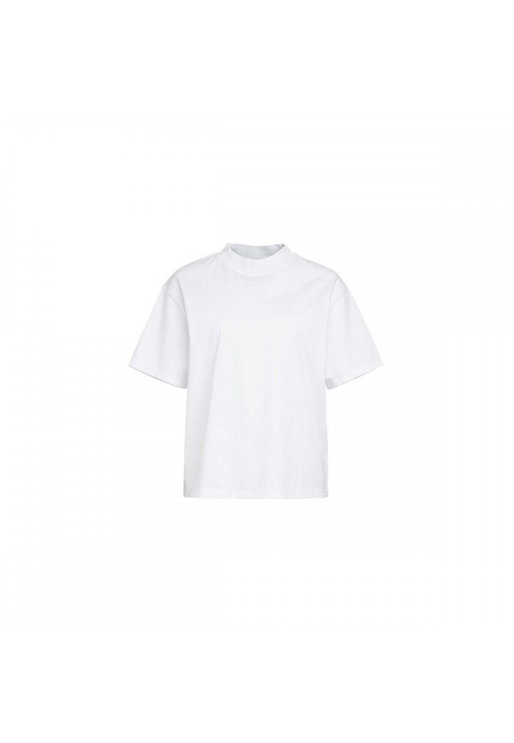 Женская белая футболка KALIA_P2 с графическим принтом