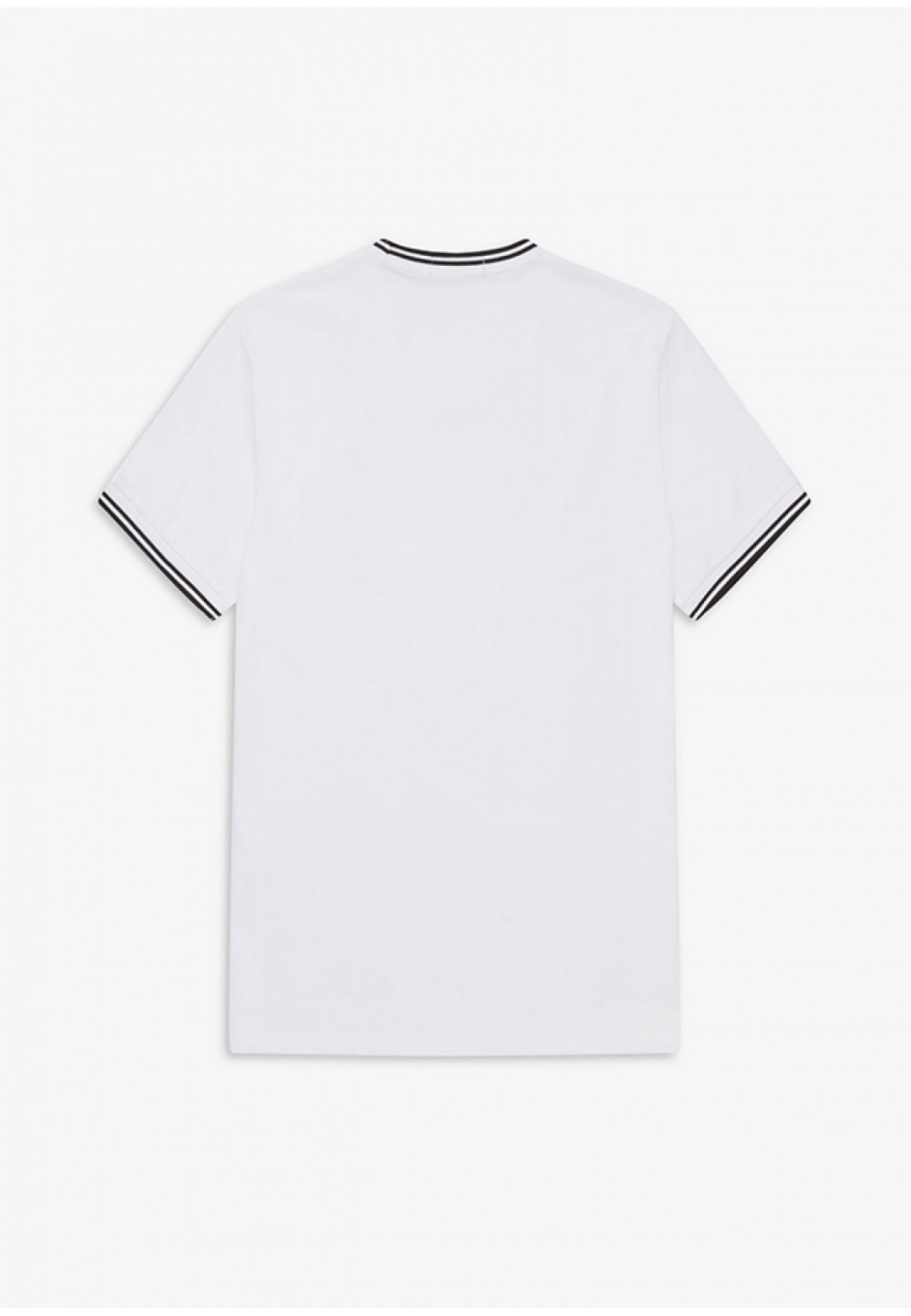 Белая футболка с логотипом на груди