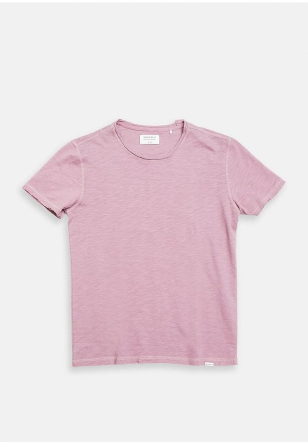 Розовая футболка Konrad Straight