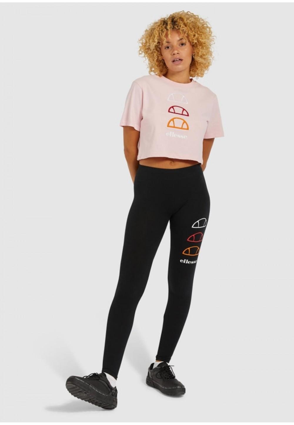 Светло-розовая футболка-топ