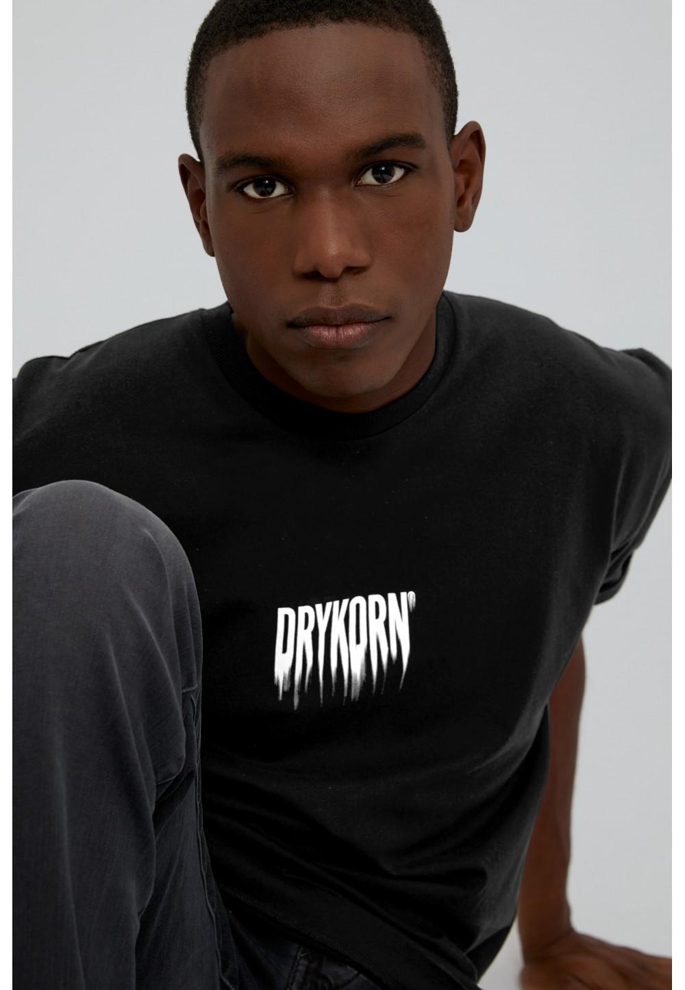 Мужская футболка THILO_FADE  с логотипом