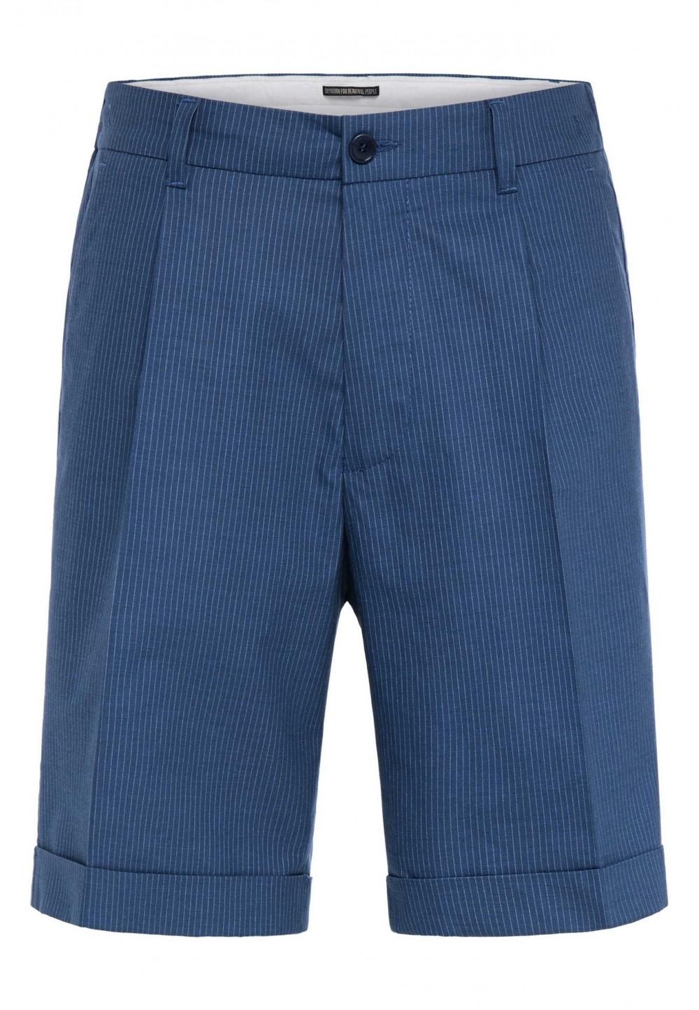 Мужские шорты в полоску