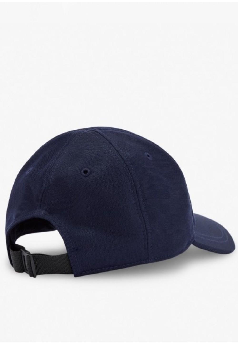Трикотажна кепка  iз вишивкою бренду