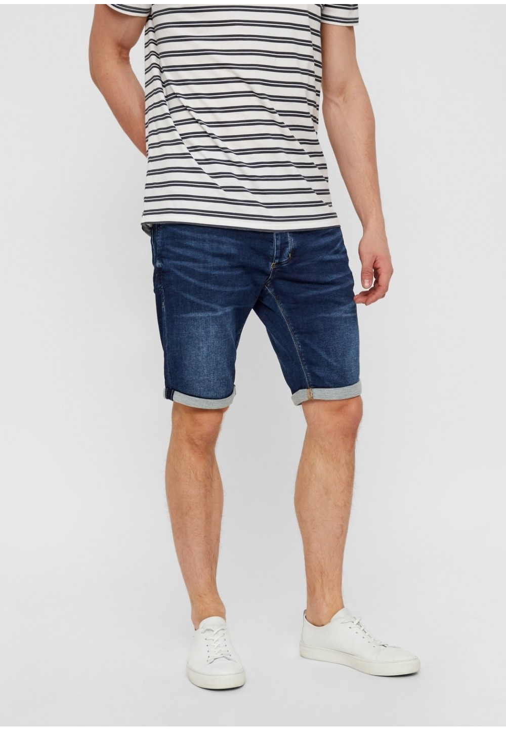 Мужские шорты из денима  Jason