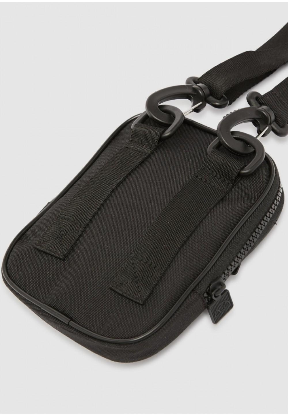 Чоловіча сумка через плече total black