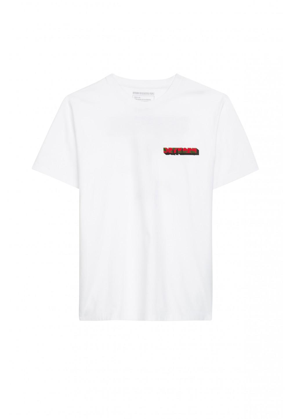 Мужская футболка  SAMUEL_BAR  с лого