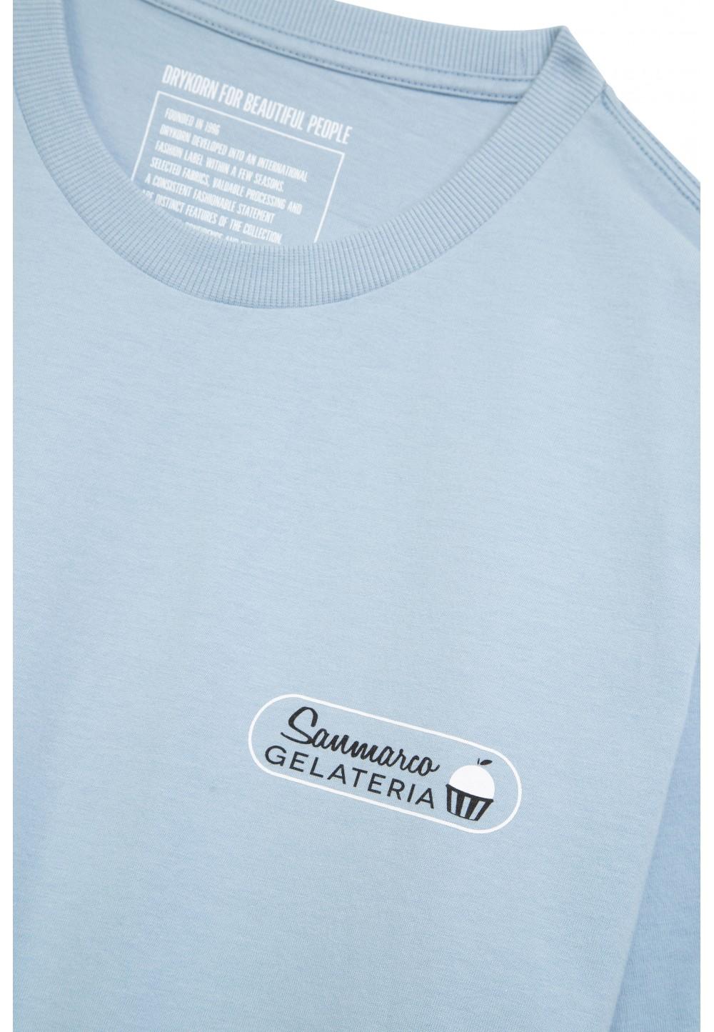 Чоловіча футболка SAMUEL_GELATO з  лого