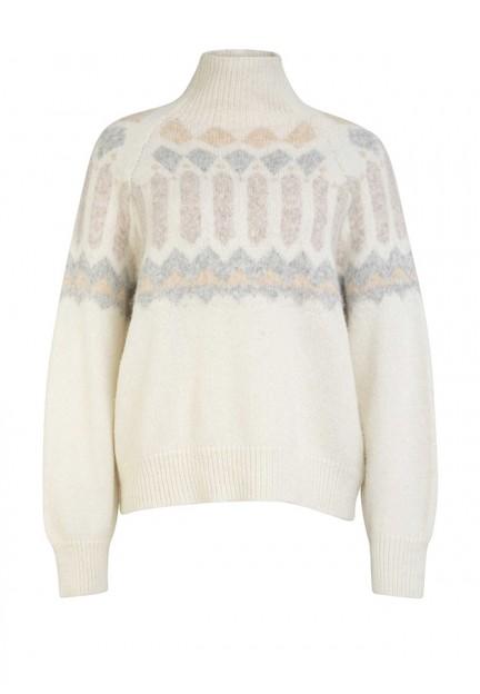 Жіночий светр з малюнком