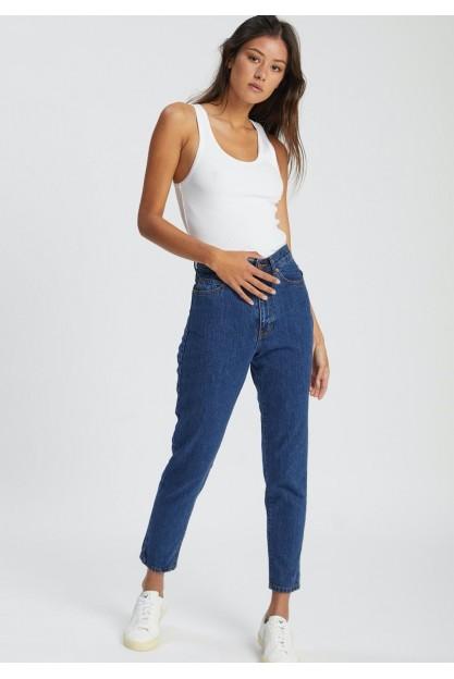 Светло-синие джинсы Nora