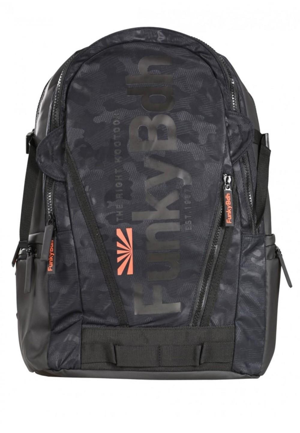 Рюкзак темный камуфляж
