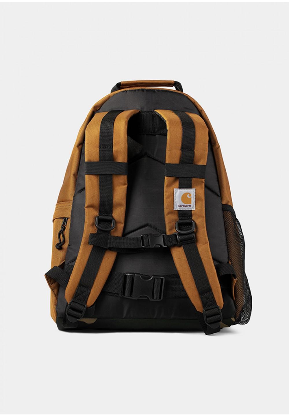 Яркий рюкзак на несколько отделений