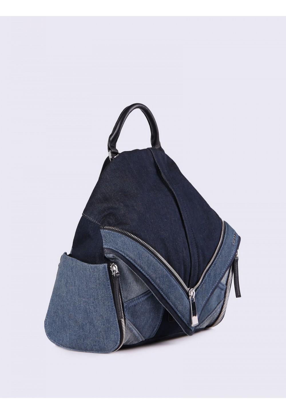 Рюкзак из денима