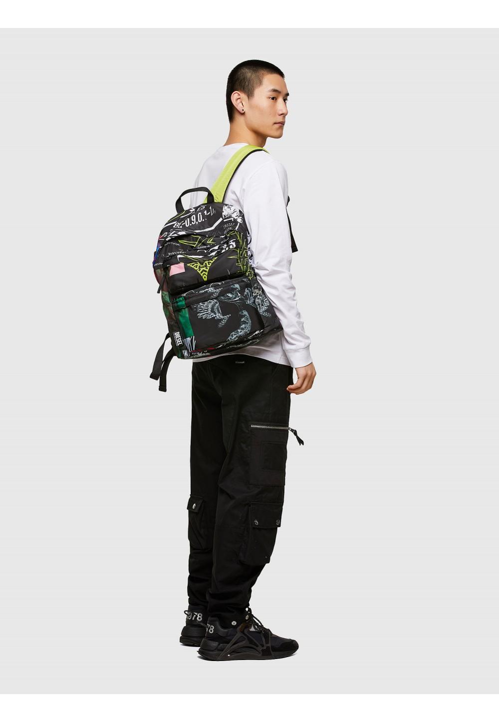 Рюкзак з графічним принтом