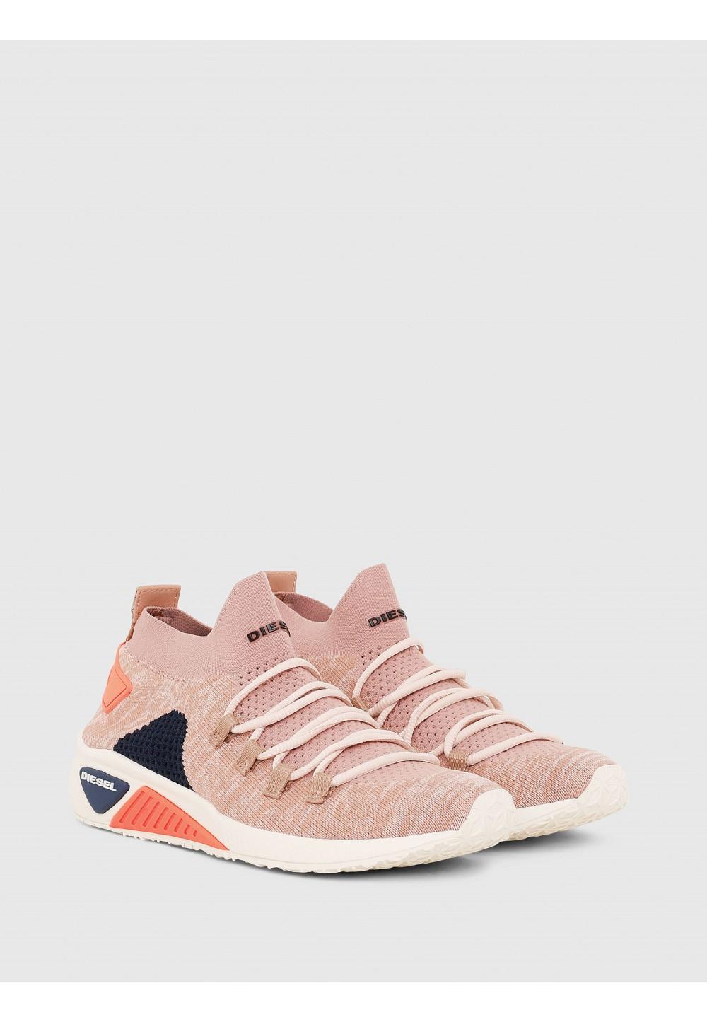 Кроссовки - носки на шнуровке